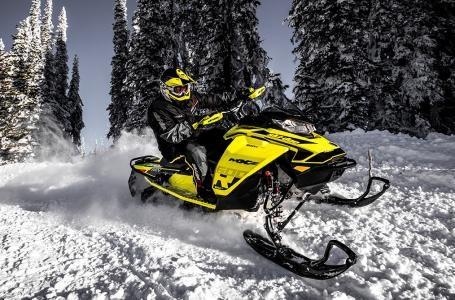 2018 Ski-Doo MXZ 600R E-TEC® Photo 3 of 5
