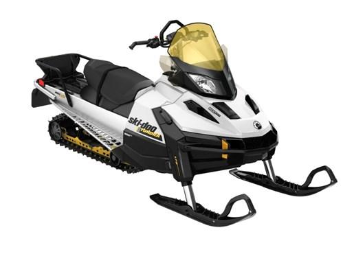 2018 Ski-Doo Tundra™ Sport 1.25 Rotax® 600 ACE REV-XU S LEV 137 Photo 1 of 2