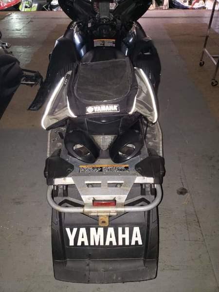 2011 Yamaha Apex SE Photo 8 of 10