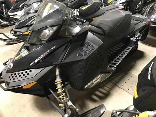 2012 Ski-Doo MXZ X 800 E-TEC W/ QAS Photo 1 of 7