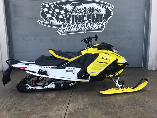 2017 Ski-Doo MXZ X 850 E-TEC Photo 1 of 7