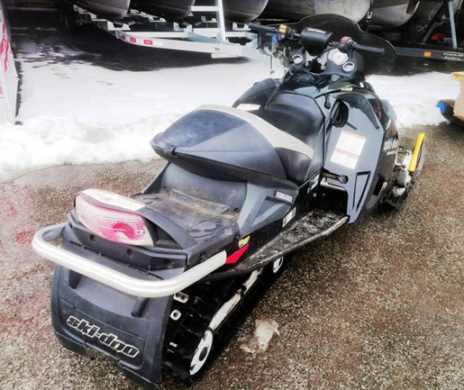 2005 Ski-Doo MXZ SDI 1000 Photo 4 of 5