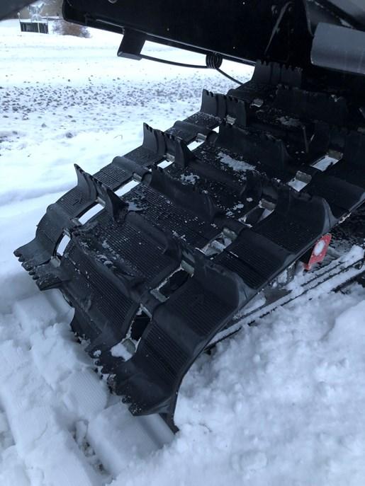 2015 Ski-Doo Renegade Backcountry X 800 + Triton Trailer Photo 6 of 13