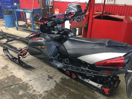 Yamaha apex rtx 2006 used snowmobile for sale in timmins for Used yamaha apex for sale
