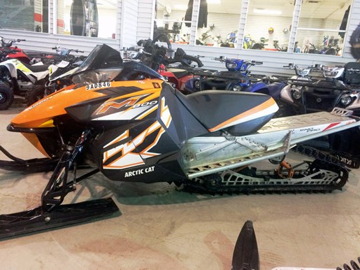 Used Mountain Cat Snowmobiles For Sale