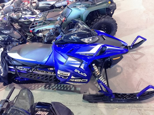 2017 Yamaha Sidewinder L-TX LE Photo 1 of 5
