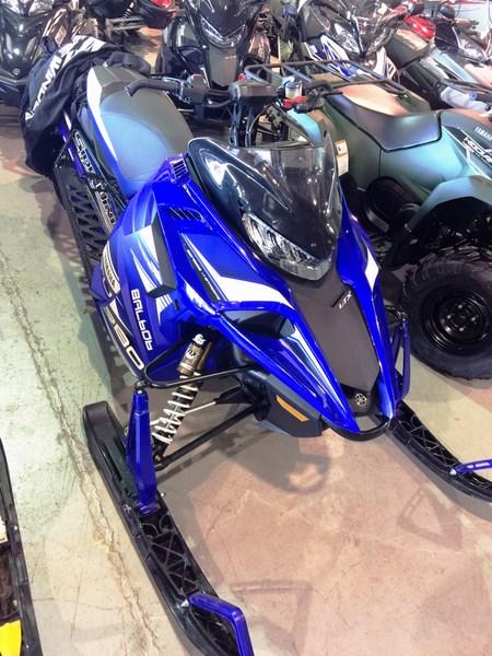 2017 Yamaha Sidewinder L-TX LE Photo 2 of 5