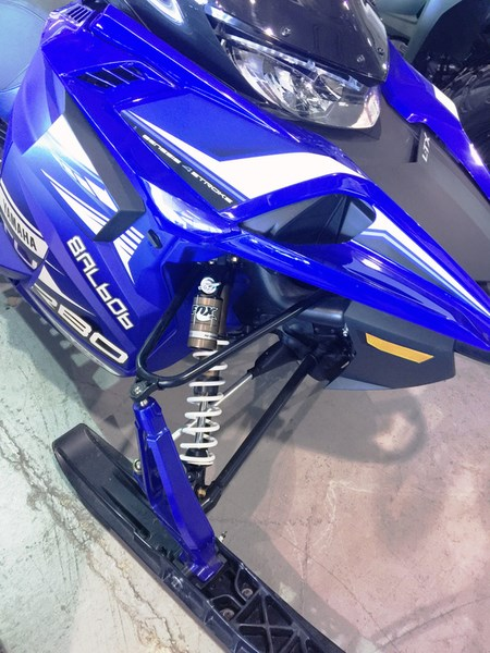 Yamaha sidewinder l tx le 2017 used snowmobile for sale in for Yamaha sidewinder for sale
