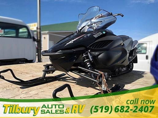 Yamaha apex 2007 used snowmobile for sale in tilbury ontario for Used yamaha apex for sale