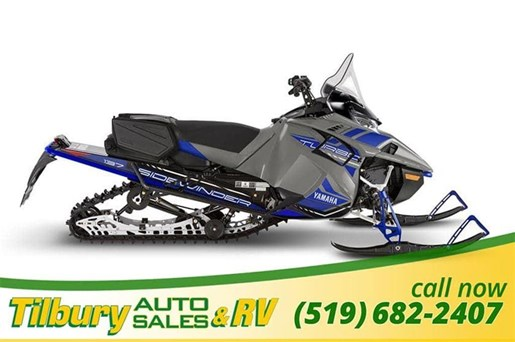 2018 Yamaha SIDEWINDER S-TX DX 137 Photo 1 of 7