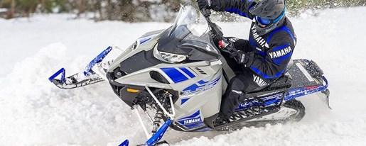 2018 Yamaha SIDEWINDER S-TX DX 137 Photo 4 of 7