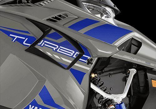 2018 Yamaha SIDEWINDER S-TX DX 137 Photo 5 of 7