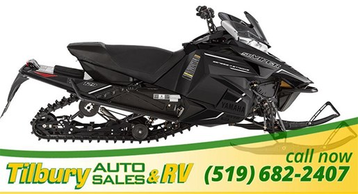 2018 Yamaha SRVIPER R-TX Photo 1 of 9