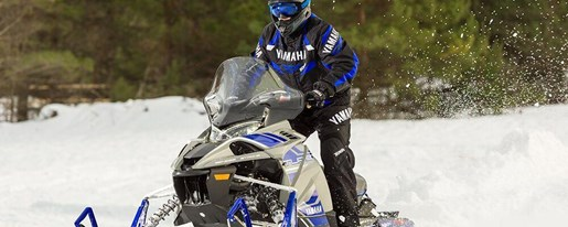 2018 Yamaha SIDEWINDER L-TX DX Photo 3 of 6