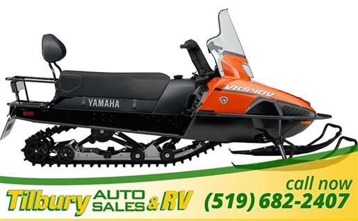 2018 Yamaha VK540F Photo 1 of 5