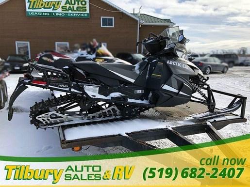 2013 Arctic Cat F1100 Turbo Photo 9 of 14