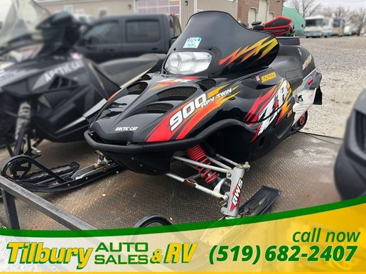 2003 Arctic Cat ZR Photo 1 of 16