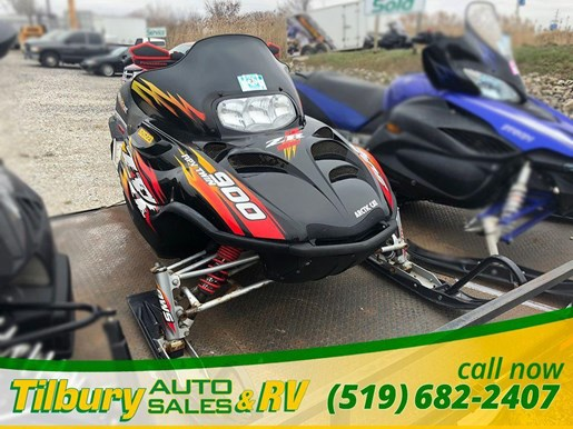 2003 Arctic Cat ZR Photo 2 of 16