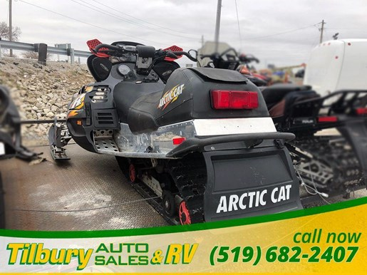 2003 Arctic Cat ZR Photo 4 of 16