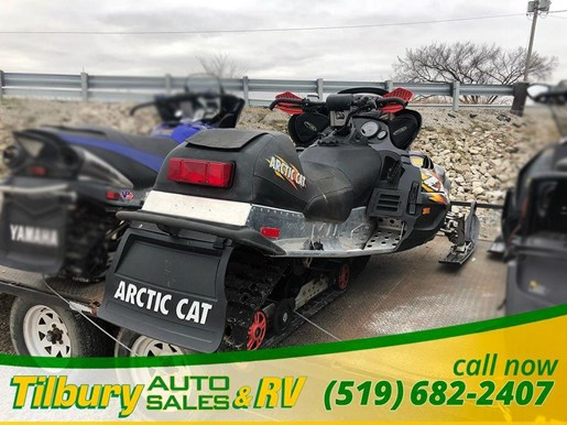2003 Arctic Cat ZR Photo 6 of 16