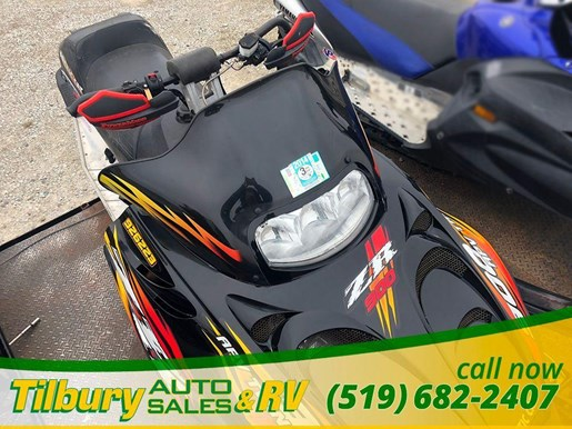 2003 Arctic Cat ZR Photo 12 of 16