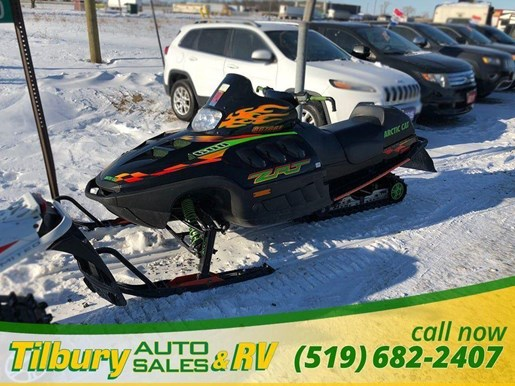 2000 Arctic Cat ZRT 600 Photo 2 of 12
