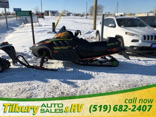 2000 Arctic Cat ZRT 600 Photo 3 of 12