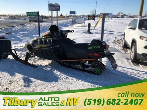 2000 Arctic Cat ZRT 600 Photo 6 of 12