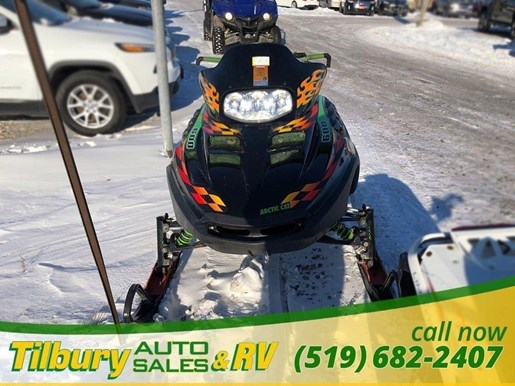 2000 Arctic Cat ZRT 600 Photo 8 of 12
