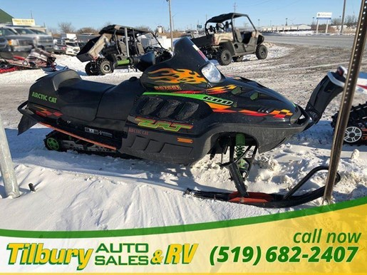 2000 Arctic Cat ZRT 600 Photo 10 of 12