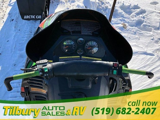 2000 Arctic Cat ZRT 600 Photo 11 of 12