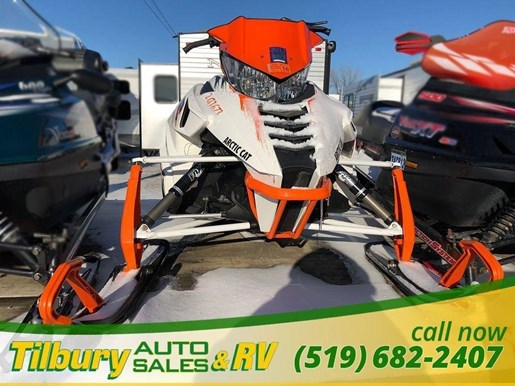 2015 Arctic Cat ZR Photo 1 of 12