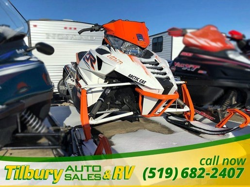 2015 Arctic Cat ZR Photo 2 of 12