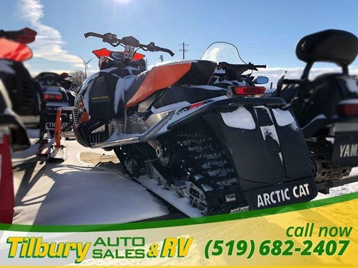 2015 Arctic Cat ZR Photo 5 of 12