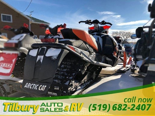 2015 Arctic Cat ZR Photo 9 of 12