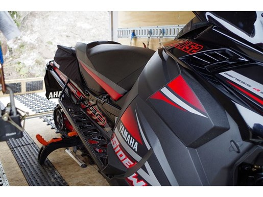 2017 Yamaha Sidewinder L-TX DX 137 Photo 4 of 14