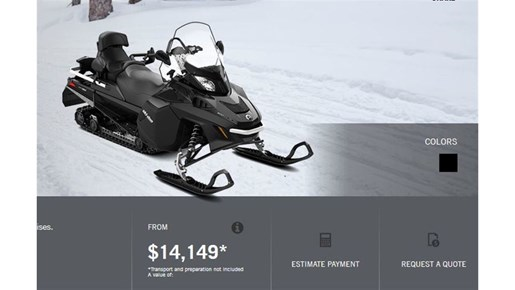 2018 Ski-Doo 1 LEFT EXPEDITION LE 900 ACE Photo 4 of 13