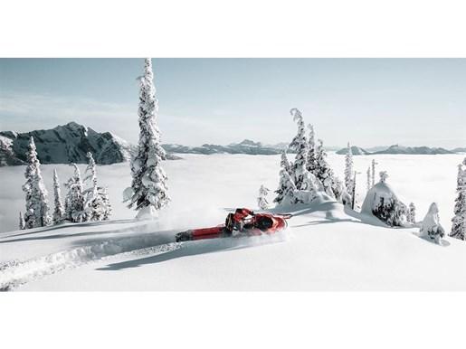 2019 Ski-Doo Summit X 165 850 E-TEC - SPRING ONLY Photo 4 of 24