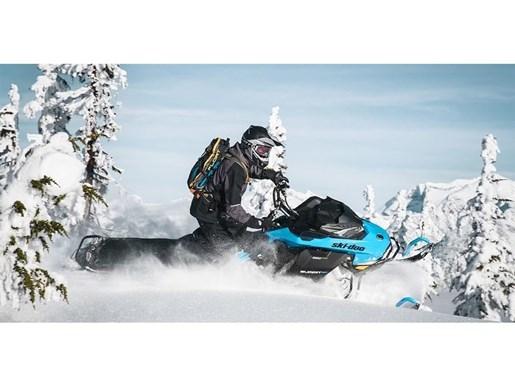 2019 Ski-Doo Summit X 165 850 E-TEC - SPRING ONLY Photo 6 of 24