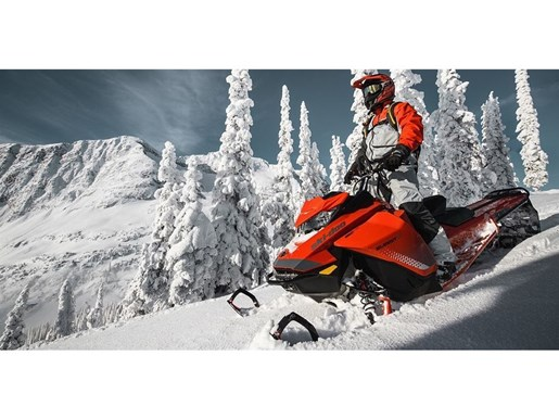 2019 Ski-Doo Summit X 165 850 E-TEC - SPRING ONLY Photo 15 of 24