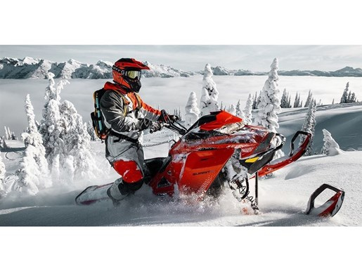 2019 Ski-Doo Summit X 165 850 E-TEC - SPRING ONLY Photo 16 of 24