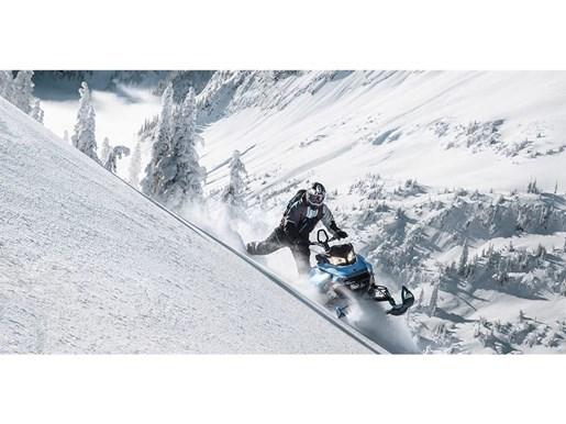 2019 Ski-Doo Summit X 165 850 E-TEC - SPRING ONLY Photo 19 of 24