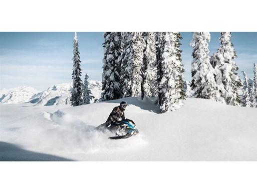 2019 Ski-Doo Summit X 165 850 E-TEC - SPRING ONLY Photo 20 of 24