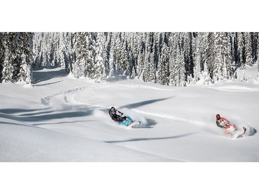 2019 Ski-Doo Summit SP 154 600R E-TEC Photo 6 of 15