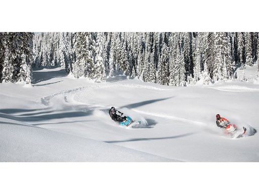 2019 Ski-Doo Summit SP 165 850 E-TEC Photo 7 of 15