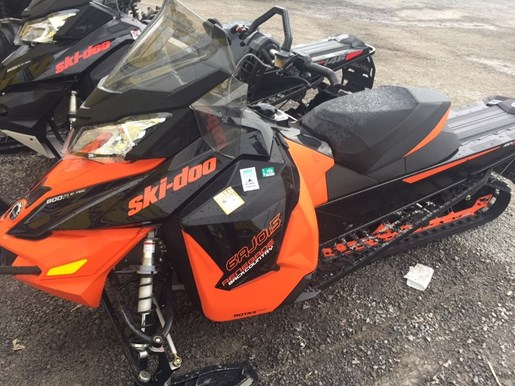 2016 Ski-Doo Renegade Backcountry X 800 Etec Photo 1 of 4