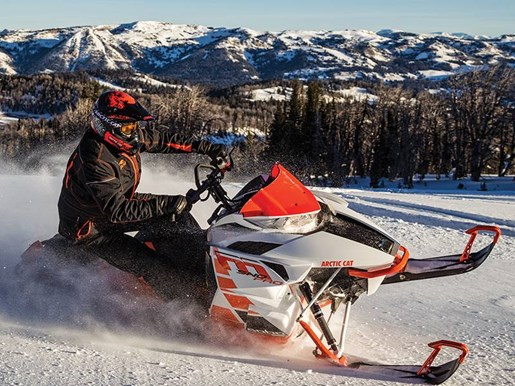 2017 Arctic Cat M 8000 SNO PRO (153) Photo 3 of 4