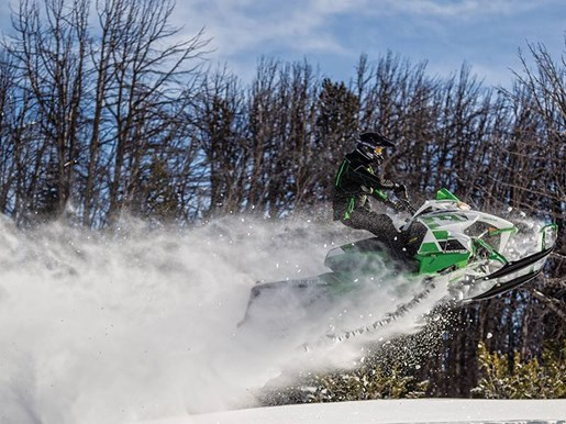 2017 Arctic Cat M 8000 SNO PRO (153) Photo 3 of 3