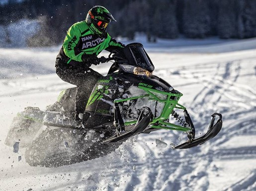 2017 Arctic Cat XF 6000 Cross Country Limited ES (137) Photo 2 of 4