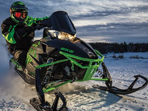 2017 Arctic Cat XF 8000 Cross Country Limited ES (137) Photo 3 of 4